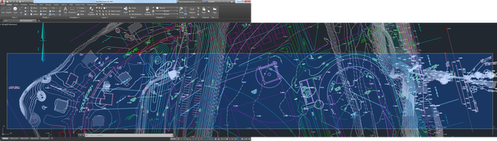 AutoCAD Graphics Updates: Off-Screen Selection