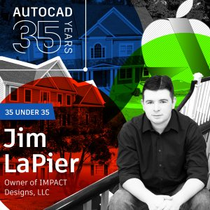 AutoCAD 35 Under 35 Young Designers: Jim LaPier