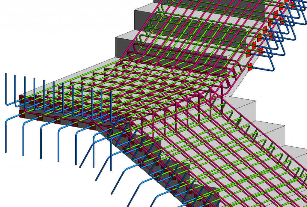 Concrete Reinforcing Steel Detailing : How to deal with rebar detailing visibility in revit