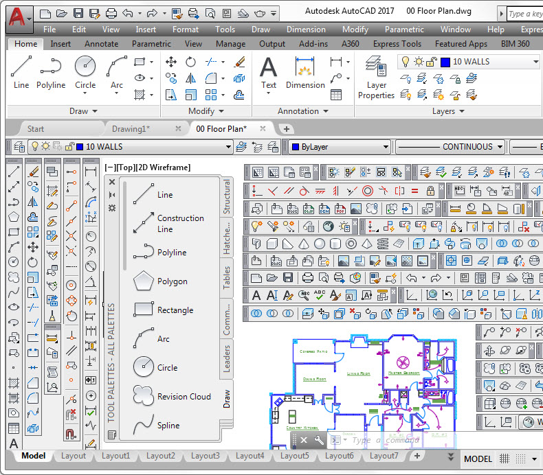 AutoCAD User Interface | Classic | Tuesday Tips