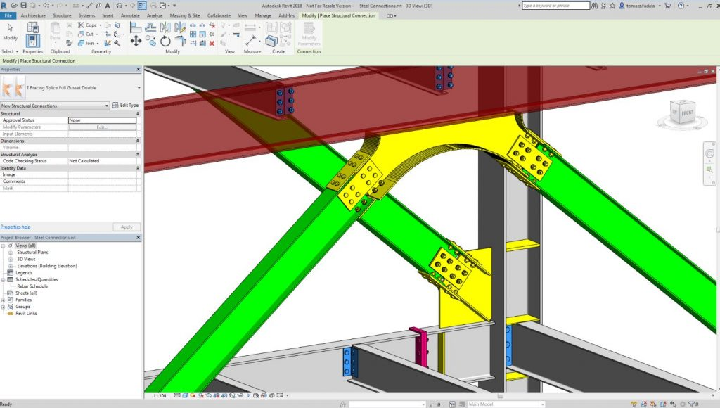 Tekla Structures 2017 user guide Manual